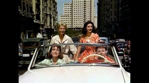 Mujeres en el coche