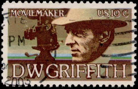 Stamp_US_1975_10c_Griffith