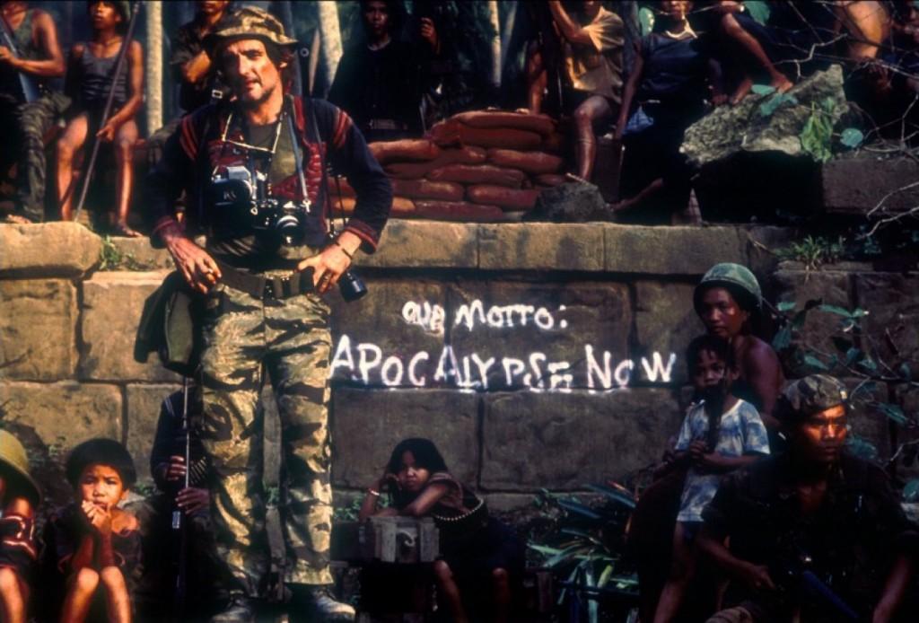 Apocalypse Now, Dennis Hopper, 1979
